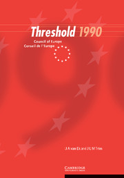 Threshold 1990
