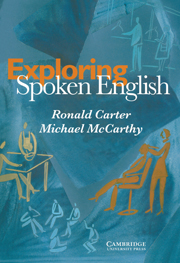 Exploring Spoken English