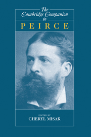 The Cambridge Companion to Peirce