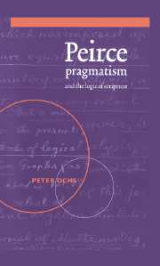 Peirce, Pragmatism, and the Logic of Scripture