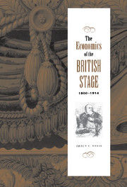 The Economics of the British Stage 1800–1914