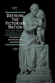 Defining the Victorian Nation