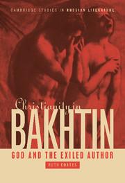 Christianity in Bakhtin