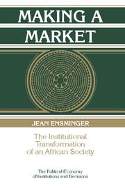 Making a Market
