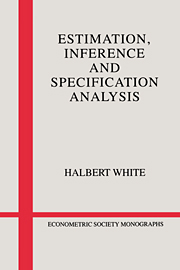 Estimation, Inference and Specification Analysis