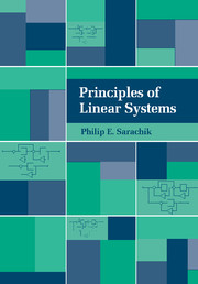 Principles of Linear Systems