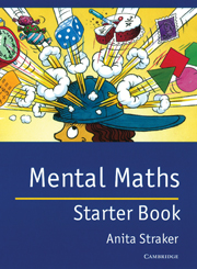 Mental Maths Starter Book