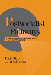 Postsocialist Pathways