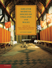 Greater Medieval Houses of England and Wales, 1300–1500