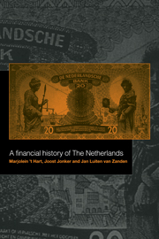 A Financial History of the Netherlands