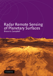 Radar Remote Sensing of Planetary Surfaces