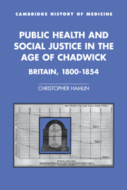 Public Health and Social Justice in the Age of Chadwick