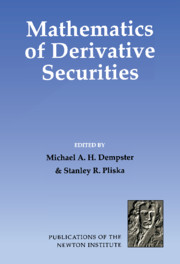 Mathematics of Derivative Securities