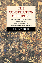 The Constitution of Europe