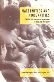 Maternities and Modernities