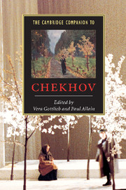 The Cambridge Companion to Chekhov