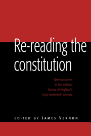 Re-reading the Constitution