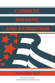 Consent, Dissent, and Patriotism