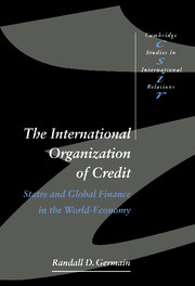 The International Organization of Credit