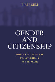 Gender and Citizenship