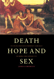 Death, Hope and Sex