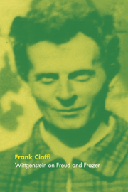 Wittgenstein on Freud and Frazer