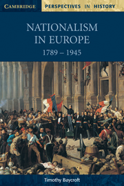 Nationalism in Europe 1789–1945