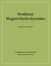 Nonlinear Magnetohydrodynamics