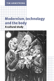 Modernism, Technology, and the Body