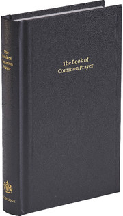 Book of Common Prayer, Standard Edition, Black, CP220