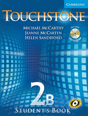 Touchstone Level 2 Student's Book with Audio CD/CD-ROM B