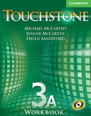 Touchstone Workbook 3A