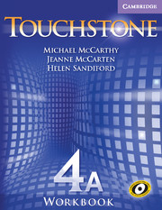 Touchstone Workbook 4A