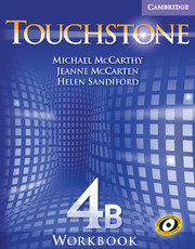 Touchstone Workbook 4B