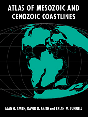 Atlas of Mesozoic and Cenozoic Coastlines