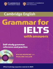 Cambridge Grammar for IELTS