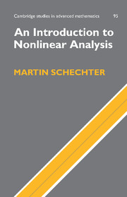An Introduction to Nonlinear Analysis