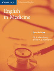 English in Medicine 3rd Edition