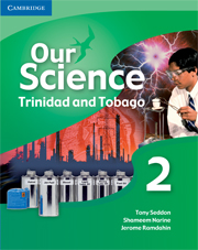 Our Science 2 Trinidad and Tobago