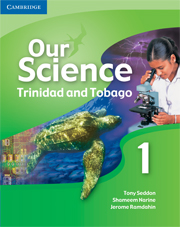 Our Science 1 Trinidad and Tobago