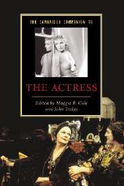 The Cambridge Companion to the Actress