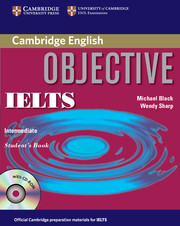 Objective IELTS Intermediate Student's Book with CD ROM