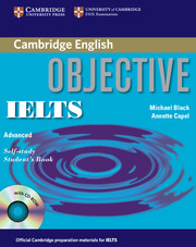 Objective ielts – advanced materials for english majors.