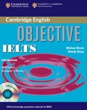 Objective IELTS Intermediate Self Study Student's Book with CD-ROM