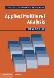 Applied Multilevel Analysis