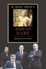 The Cambridge Companion to David Hare