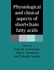 Physiological and Clinical Aspects of Short-Chain Fatty Acids