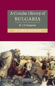 A Concise History of Bulgaria