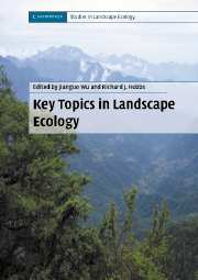 Key Topics in Landscape Ecology