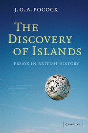 The Discovery of Islands